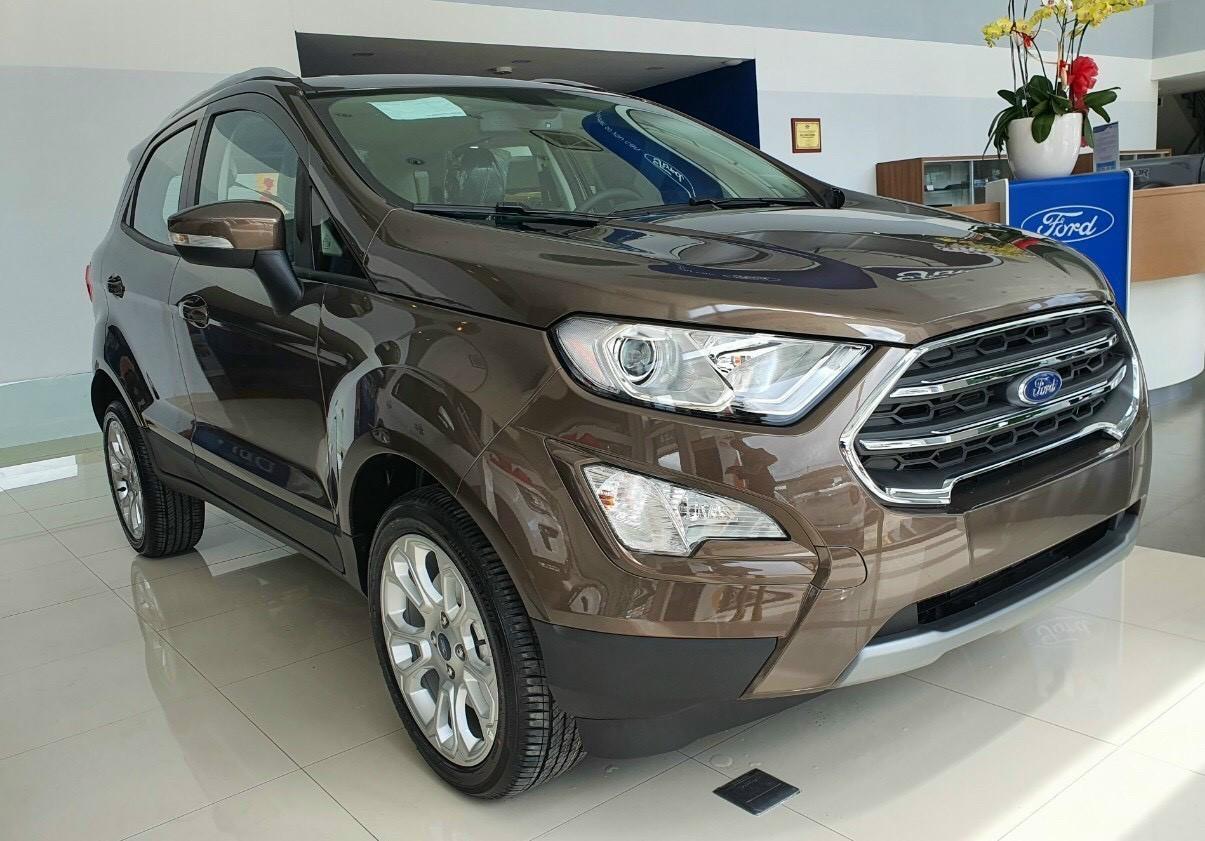 Ford Ecosport 2021 5