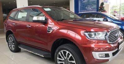 Giá xe Ford Everest 2 cầu số tự động 2021 tại City ford 7