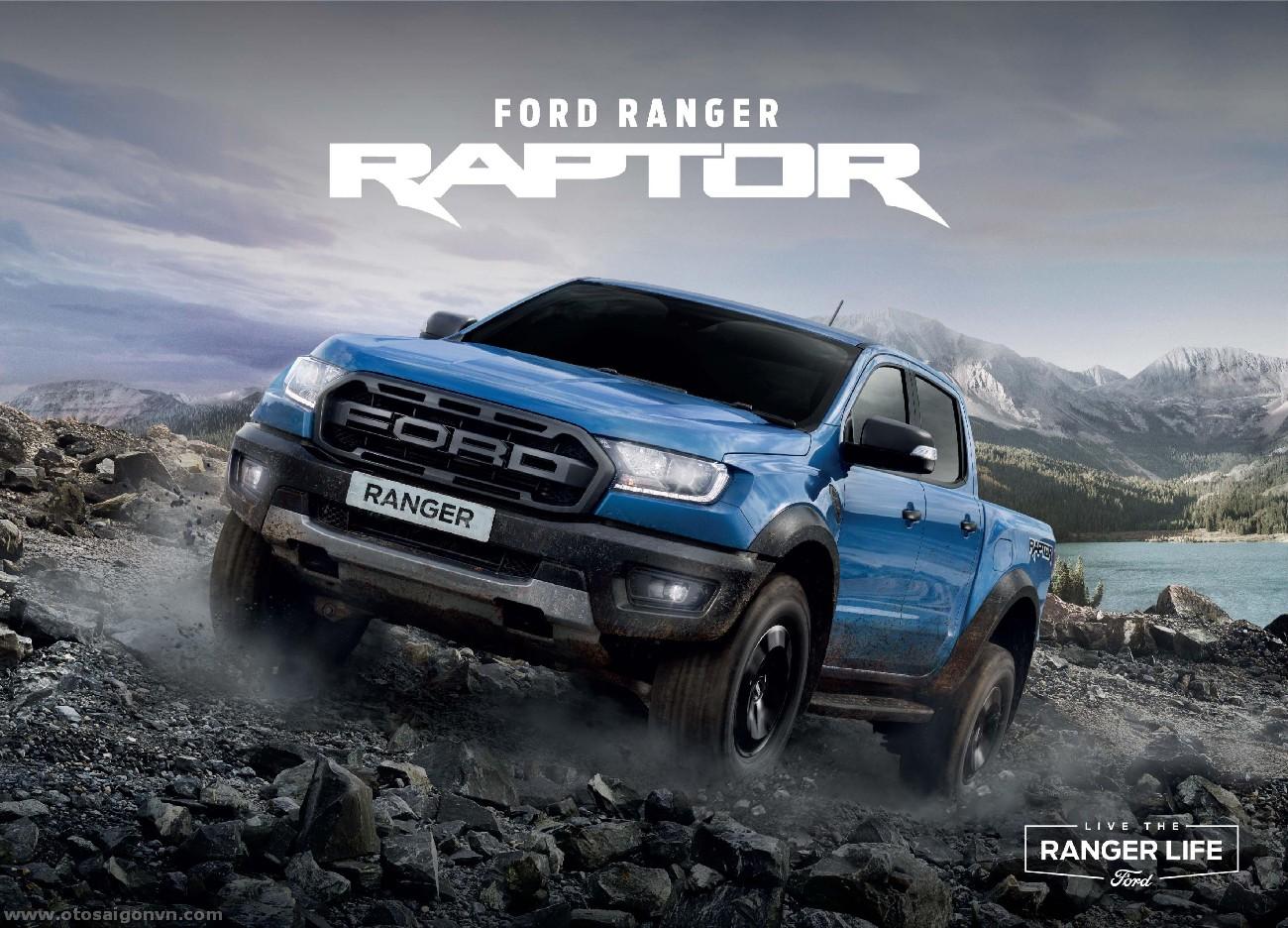 FORD RANGER RAPTOR 2.0L AT 4X4 3