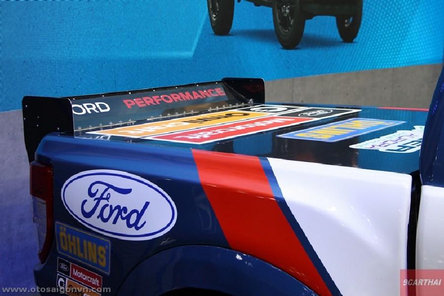 Xe đua Ford Ranger XL Street phiên bản độ Racing 2021 tại Thái Lan. 7