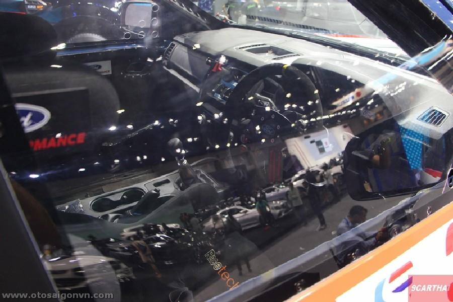 Xe đua Ford Ranger XL Street phiên bản độ Racing 2021 tại Thái Lan. 8
