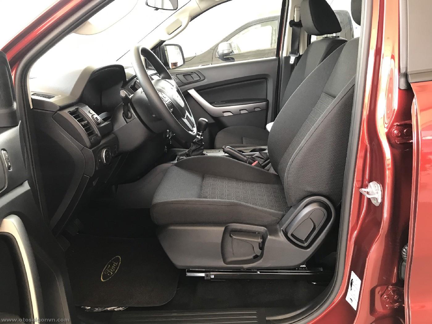 Ford Ranger XLS 2.2L 4x2 AT 2021 1 cầu số tự động mới giao ngay. 19