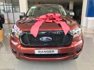 Ford Ranger XLS 2021 mới 10