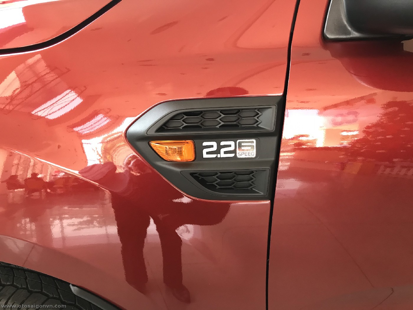 Xe Ford Ranger 1 cầu số sàn 2021 Xls 2.2L 4x2MT 34