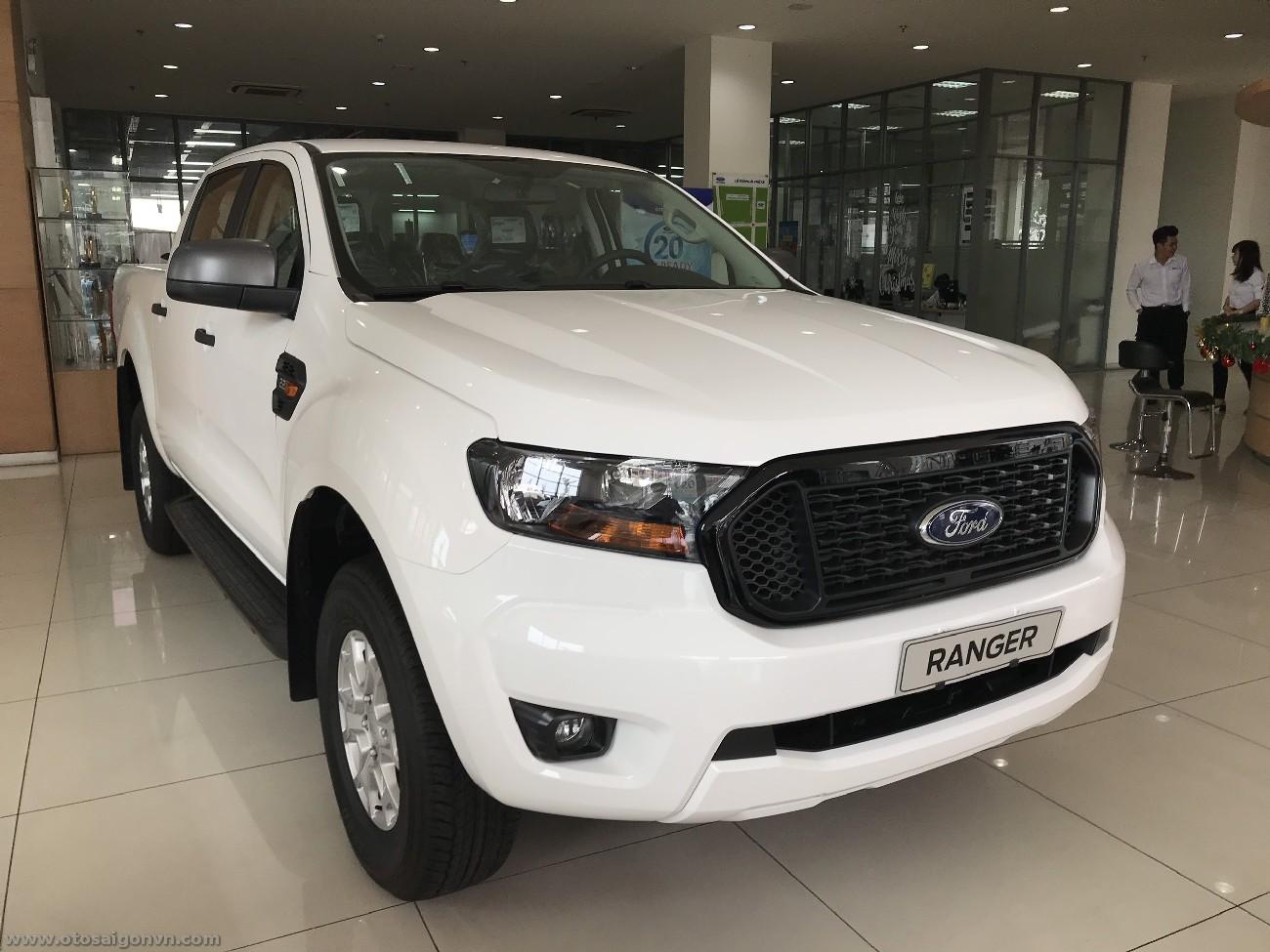Ford Ranger XLS 2.2L 4x2 AT 2021 1 cầu số tự động mới giao ngay. 11