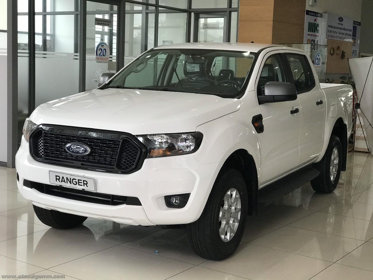 Ford Ranger XLS 2.2L 4x2 AT 2021 1 cầu số tự động mới giao ngay. 12
