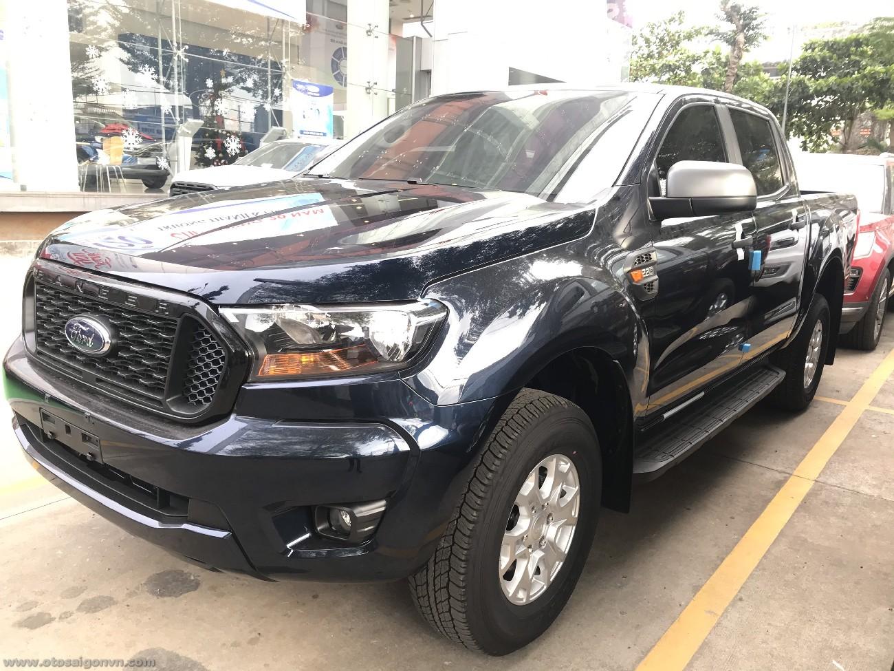 Ford Ranger XLS 2.2L 4x2 AT 2021 1 cầu số tự động mới giao ngay. 9