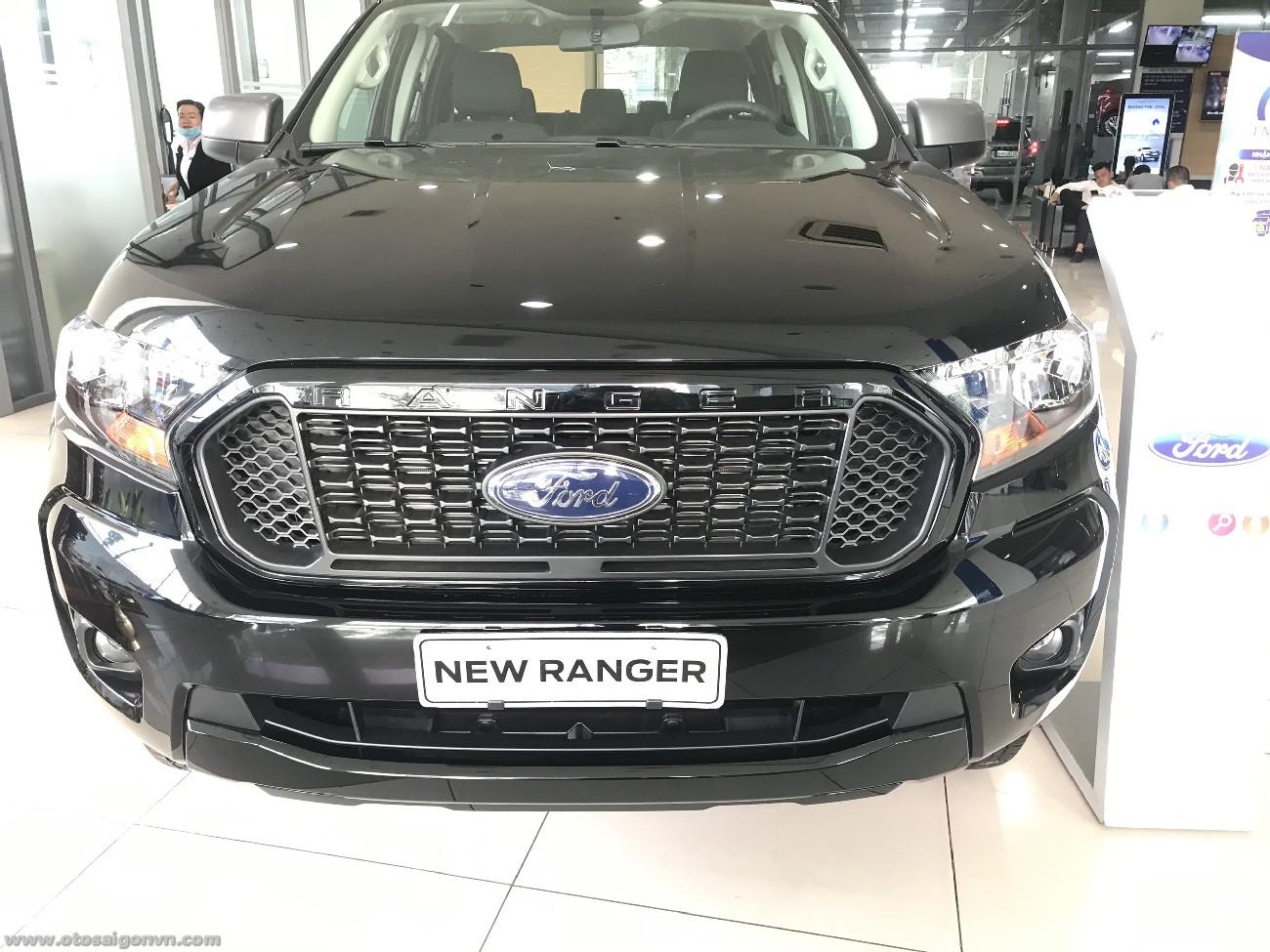 Ford Ranger XLS 2.2L 4x2 AT 2021 1 cầu số tự động mới giao ngay. 13