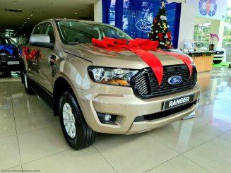 Ford Ranger XLS 2021 mới 1