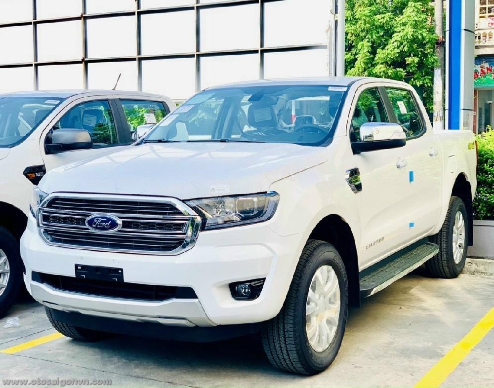 Ford Ranger 2021 32