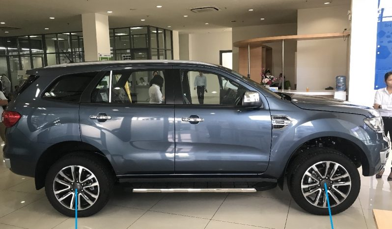 FORD EVEREST 2.0L TITANIUM BI-TURBO 4WD full