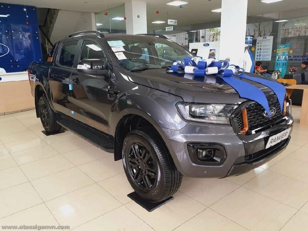 Xe Ford Territory 2021, Ford 5 chỗ Territory mới nhập giá bao nhiêu ? 7