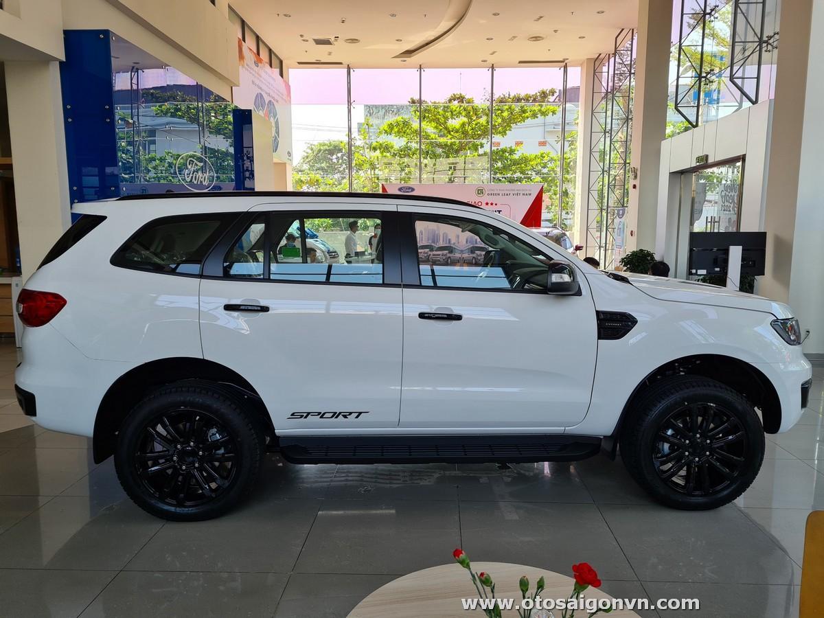 Xe Ford Everest 1 cầu số tự động Diesel 2.0L Turbo 4x2 AT, Thông số, Giá bán mới nhất 14