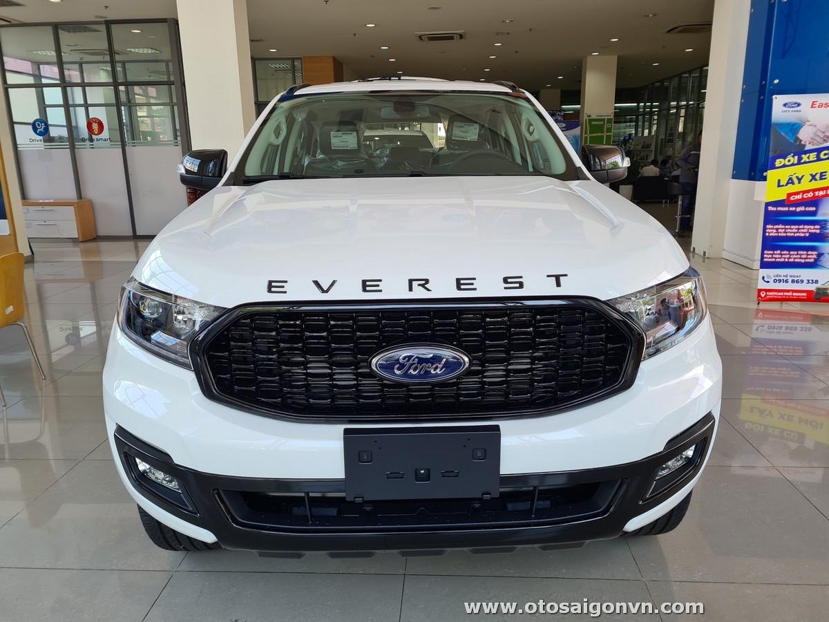 Xe Ford Everest 1 cầu số tự động Diesel 2.0L Turbo 4x2 AT, Thông số, Giá bán mới nhất 13