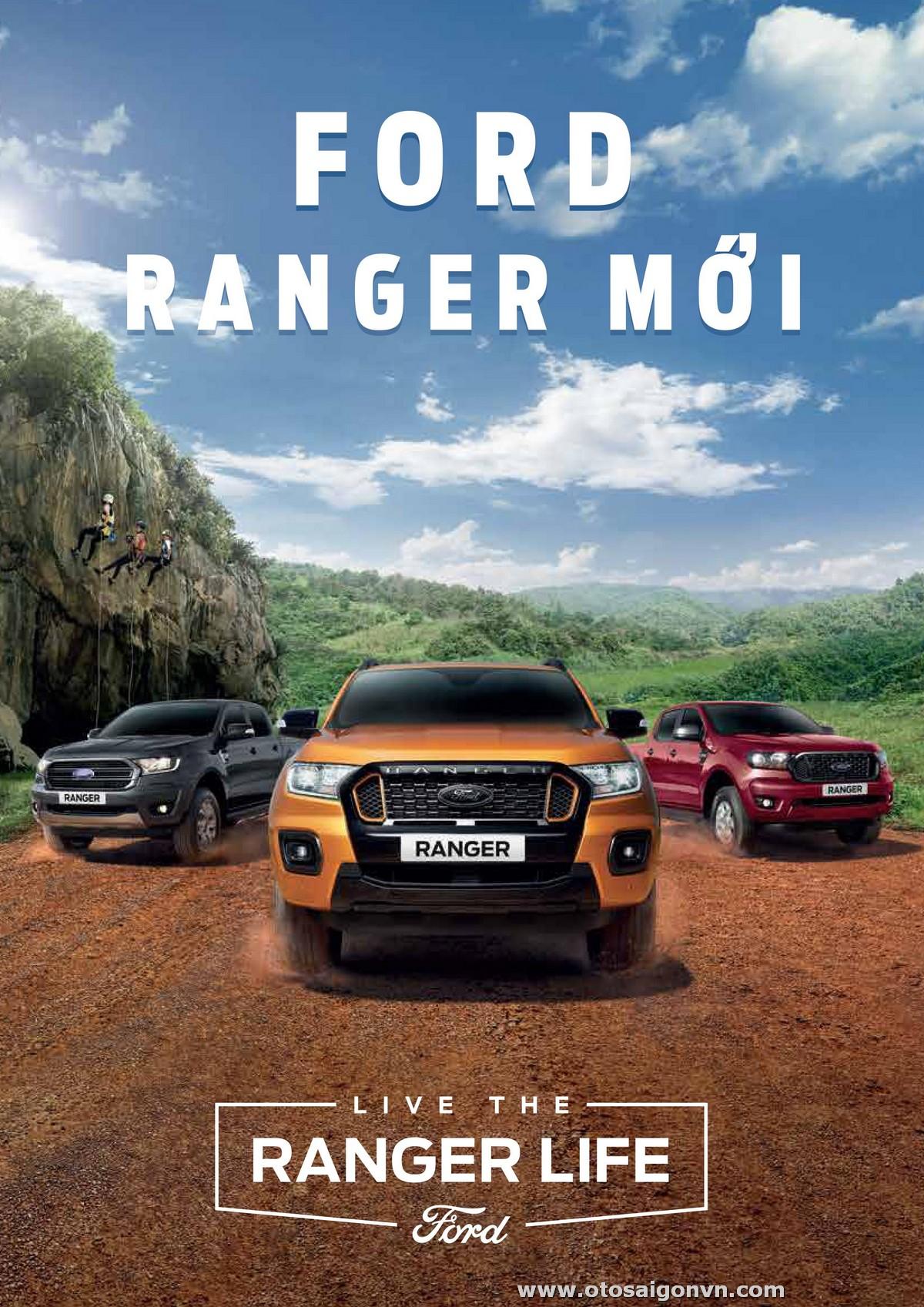 Ford Ranger 2021 21