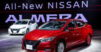 Nissan Almera 2021 cú lột xác ngoạn mục của Nissan Sunny 7