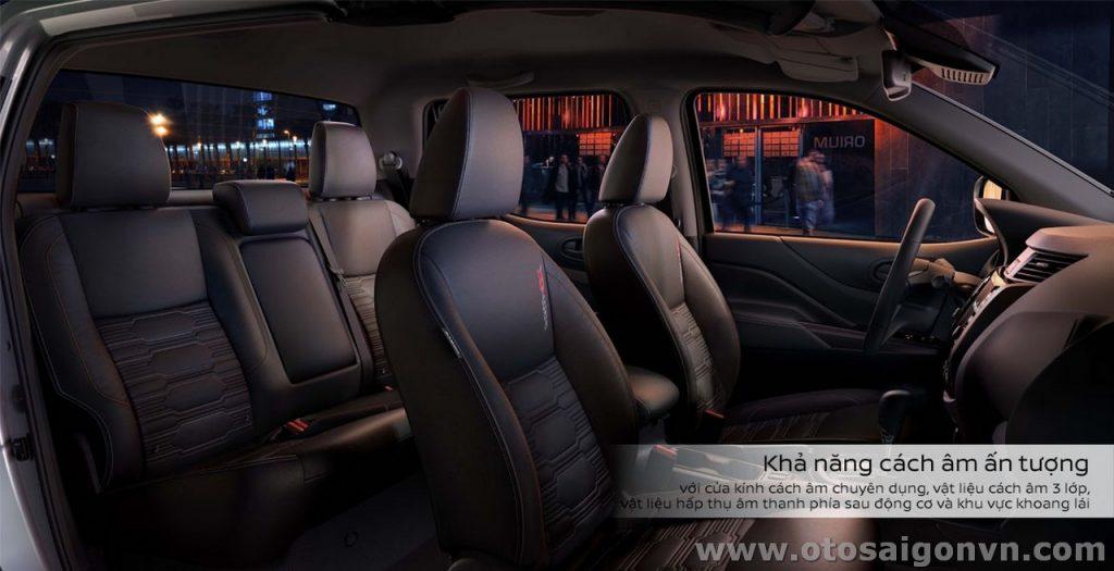 Nissan Navara Pro-4X 2021 9
