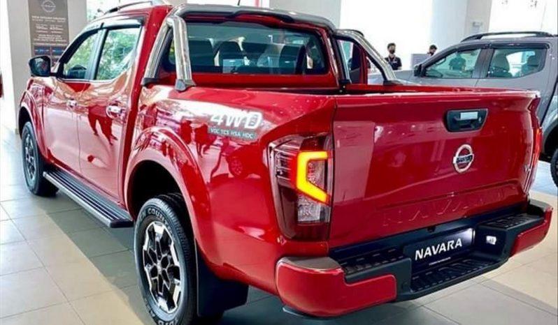 Nissan Navara Pro-4X 2021 full