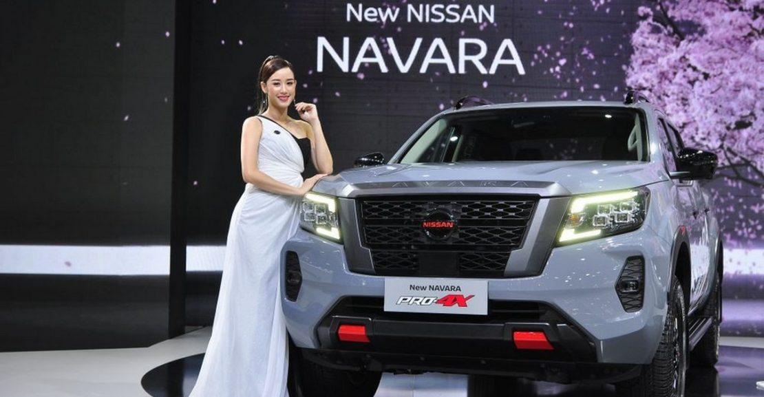 Những điểm nâng cấp của Nissan Navara 2021 1