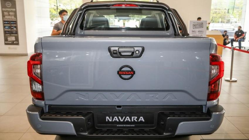 Những điểm nâng cấp của Nissan Navara 2021 8