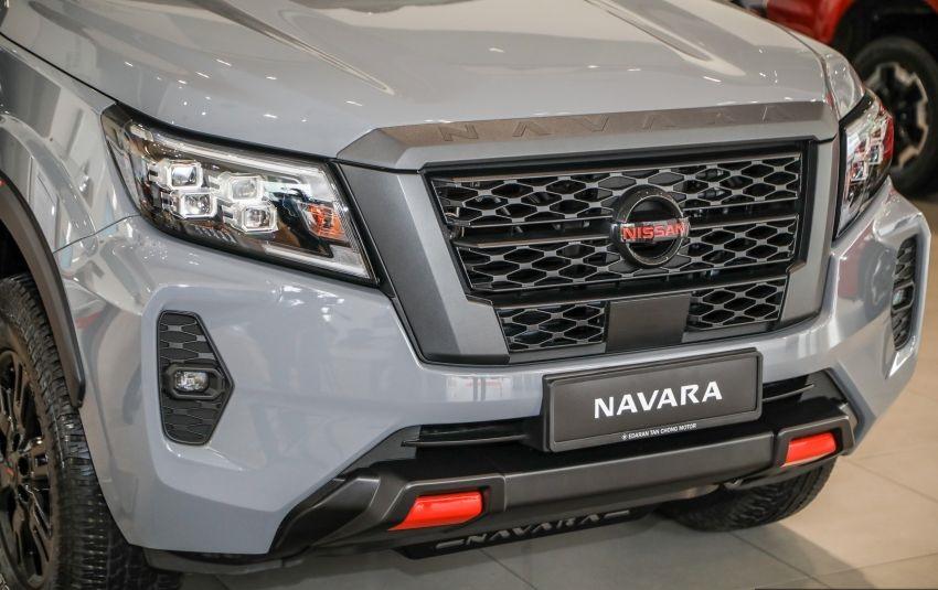 Những điểm nâng cấp của Nissan Navara 2021 2