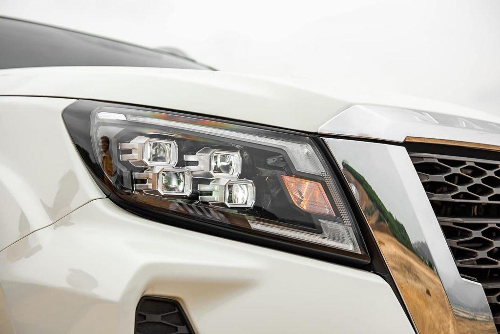 Giải thích về thông số kỹ thuật Nissan Navara 2021 4