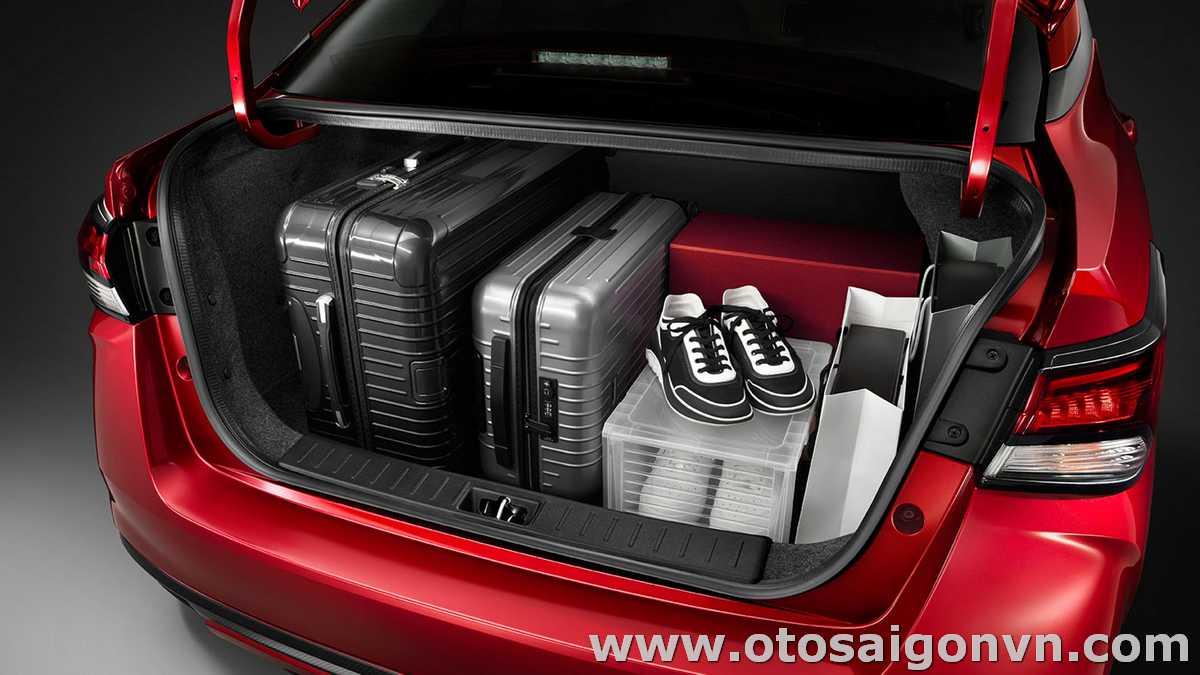 Nissan Almera MT số sàn 2021 1.0L Turbo 7