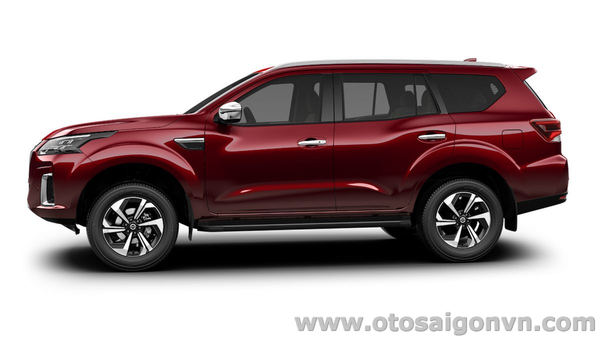 Nissan Terra 2021 7