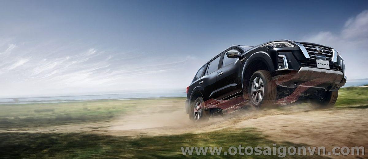 Nissan Terra 2021 38