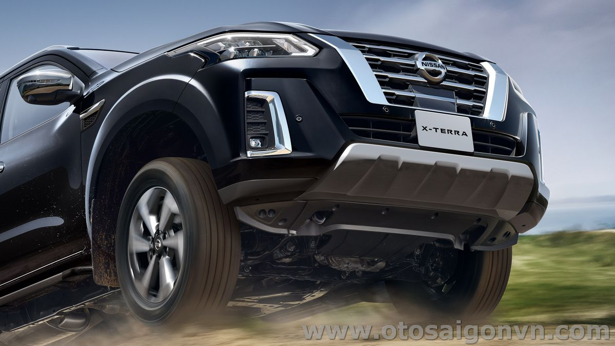 Nissan Terra 2021 6
