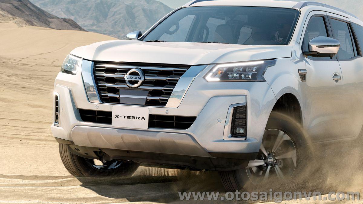 Nissan Terra 2021 3