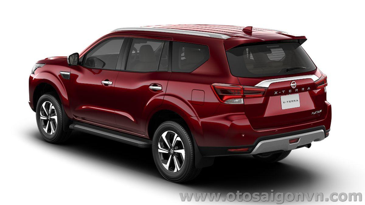 Nissan Terra 2021 5