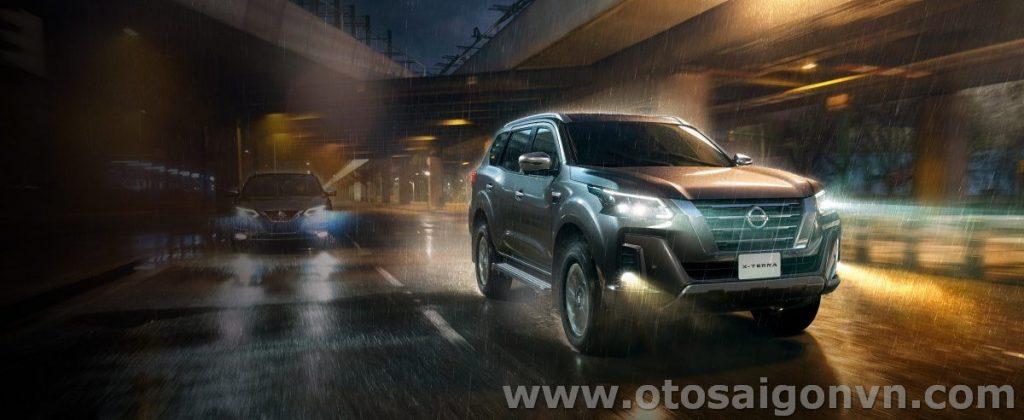 Nissan Terra 2021 2