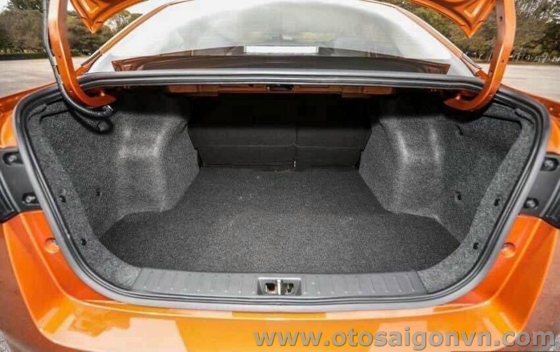 Nissan Almera MT số sàn 2021 1.0L Turbo 11