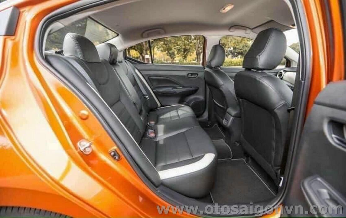 Nissan Almera MT số sàn 2021 1.0L Turbo 10