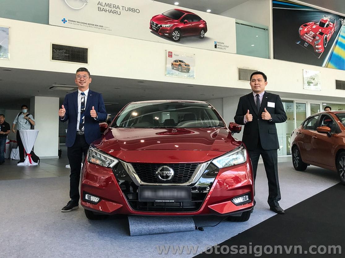 Nissan Almera MT số sàn 2021 1.0L Turbo 2