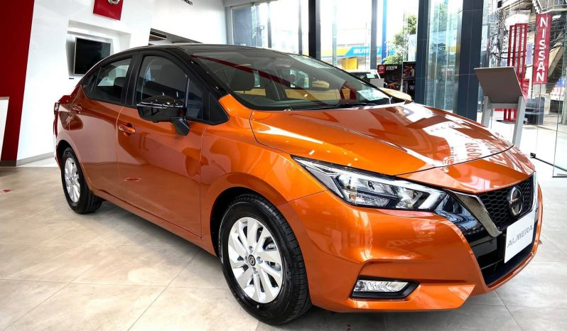 Nissan Almera CVT cao cấp 2021 1.0L Turbo 1