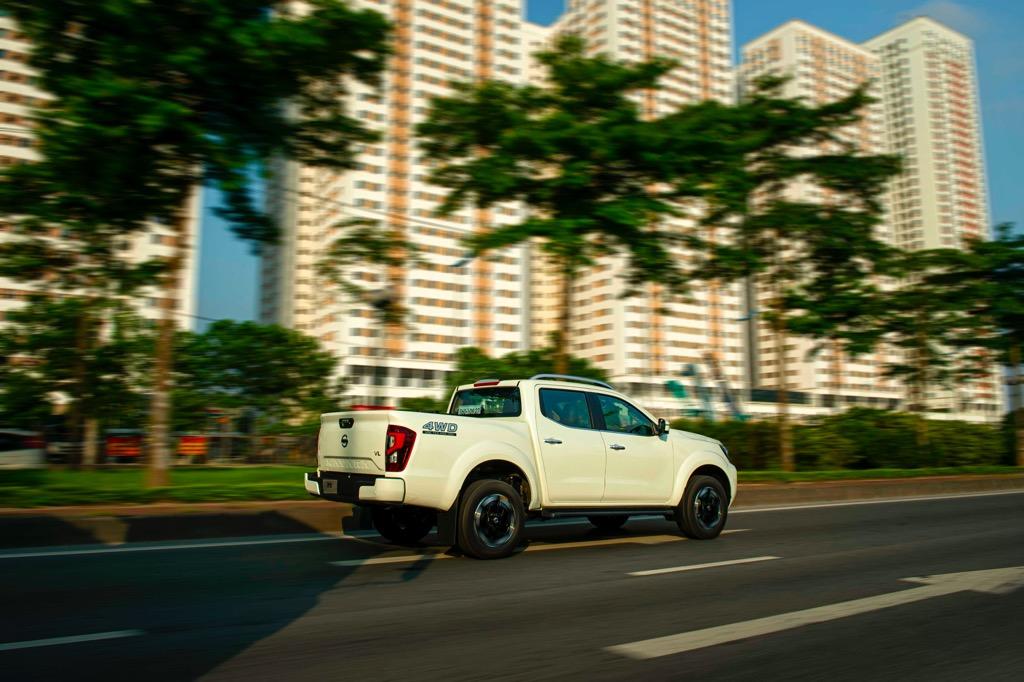 Nissan Navara 2021 : Bán tải lai SUV trang bị xứng tầm tại Việt Nam - Nissan Phú Mỹ. 34