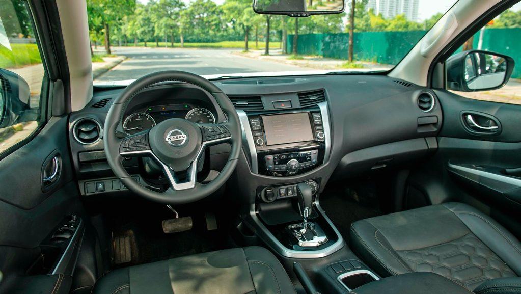 Nissan Navara 2021 : Bán tải lai SUV trang bị xứng tầm tại Việt Nam - Nissan Phú Mỹ. 20