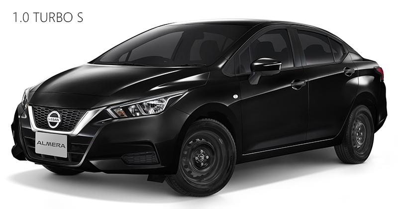 Nissan Almera MT số sàn 2021 turbo S