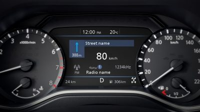 Nissan Terra 2021 23