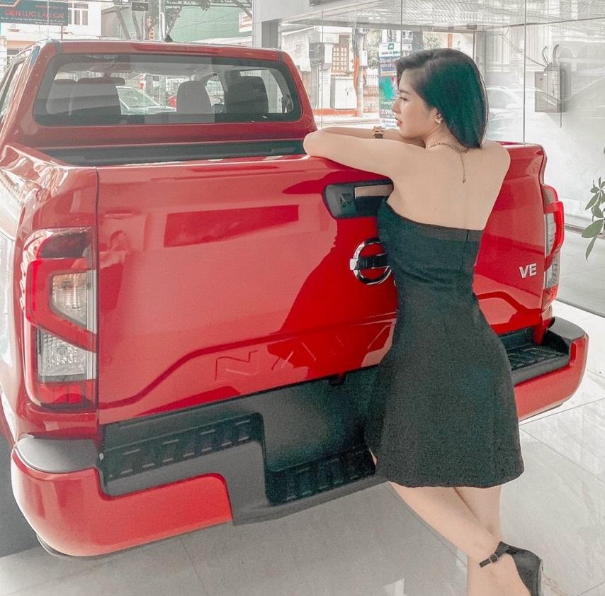 Tổng quan về Nissan Navara 2021 phiên bản 1 cầu tiêu chuẩn 7