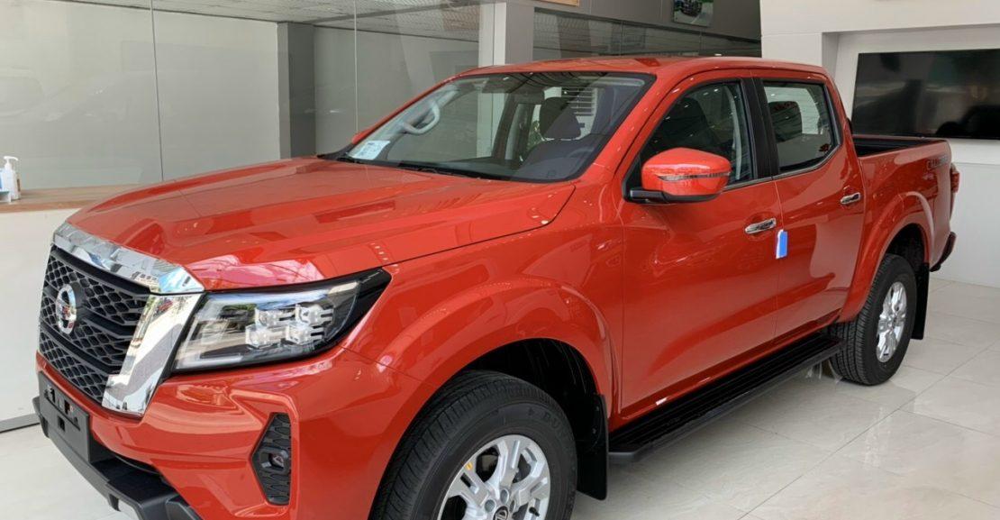 Tổng quan về Nissan Navara 2021 phiên bản 1 cầu tiêu chuẩn 1
