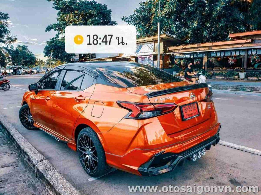 Nissan Almera 2021 51