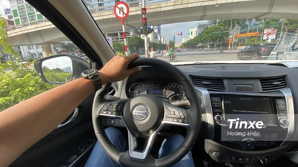 Nissan Navara 2021 thách thức vua bán tải tại thị trường Việt Nam 27