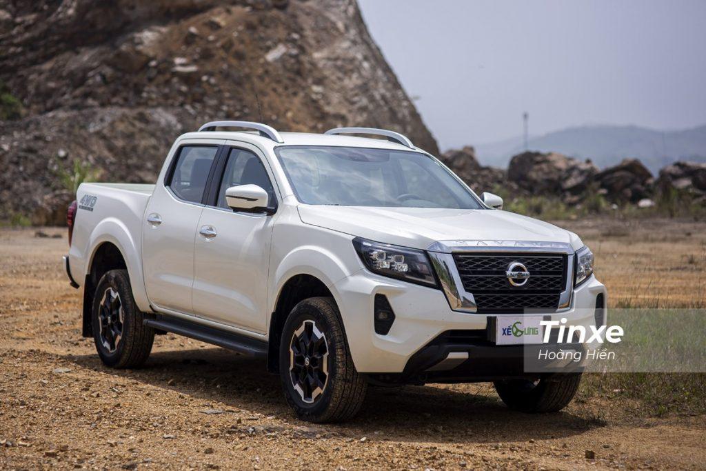 Nissan Navara 2021 thách thức vua bán tải tại thị trường Việt Nam 16