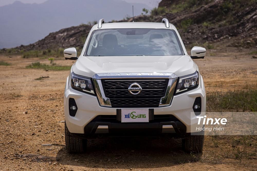 Nissan Navara 2021 thách thức vua bán tải tại thị trường Việt Nam 17