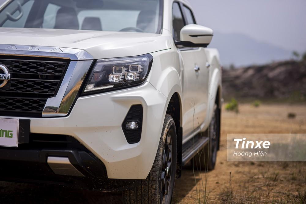 Nissan Navara 2021 thách thức vua bán tải tại thị trường Việt Nam 18