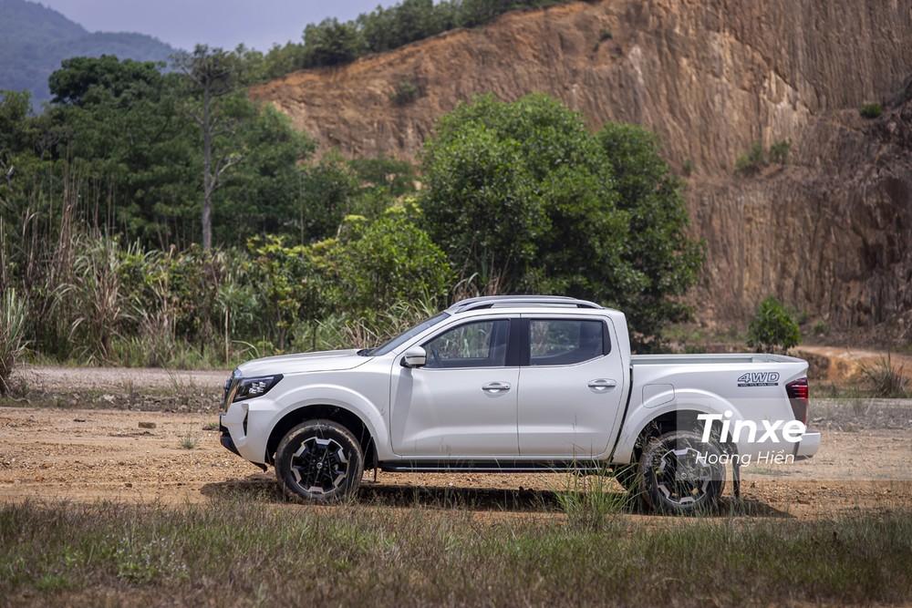 Nissan Navara 2021 thách thức vua bán tải tại thị trường Việt Nam 19