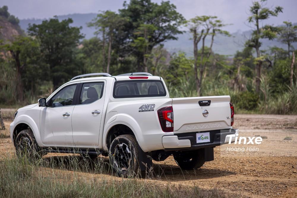 Nissan Navara 2021 thách thức vua bán tải tại thị trường Việt Nam 20